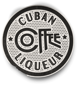 Bébo Cuban Coffee Liquer Round Top Bottle Logo